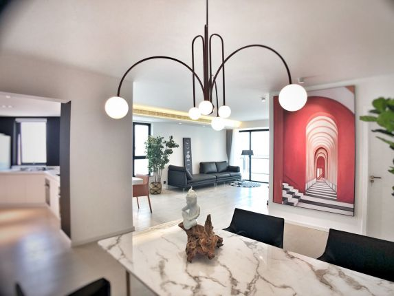 190sqm 4br3bth in Oriental Manhattan@Xujiahui