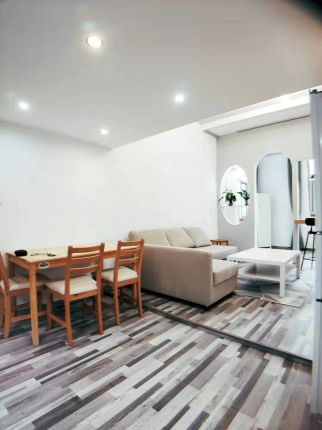 Two Spacious apt at mid Yan'an rd@west Nanjing rd sta
