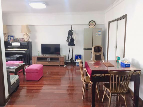 Bright & Spacious 2Brs Elevator Apt @ L13 Jiangning Rd