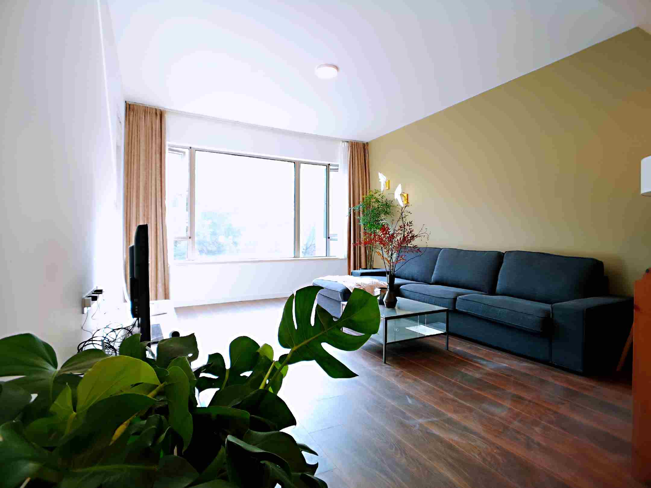 Decent 2br With Floor heating Near Century Park Pudong