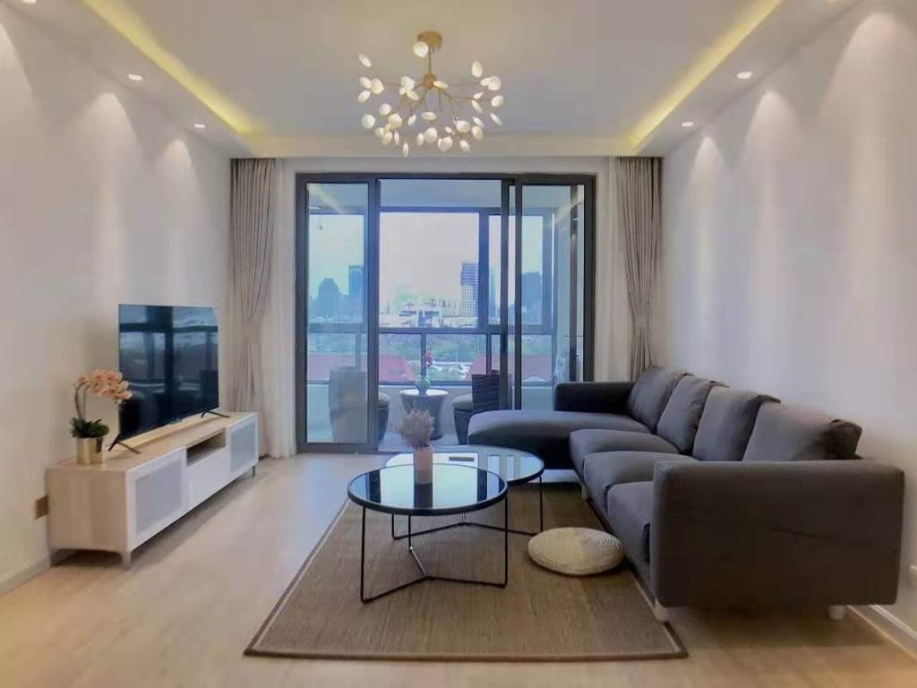 new renovated expat compound / metro west nanjing