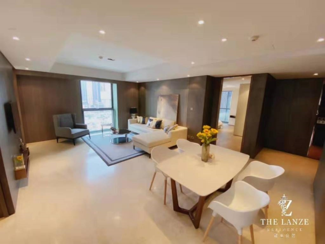 Luxury 3br in New Building Bund Area with river view